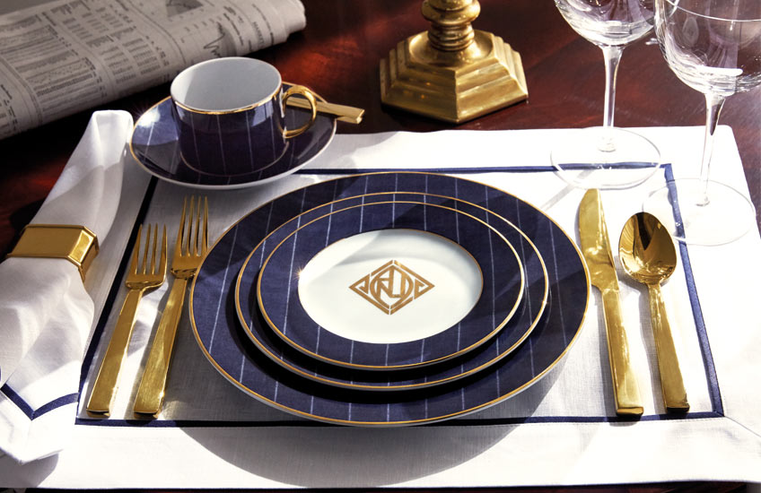 Behind The Brand, Ralph Lauren – Shop Ralph Lauren tableware at LuxDeco.com