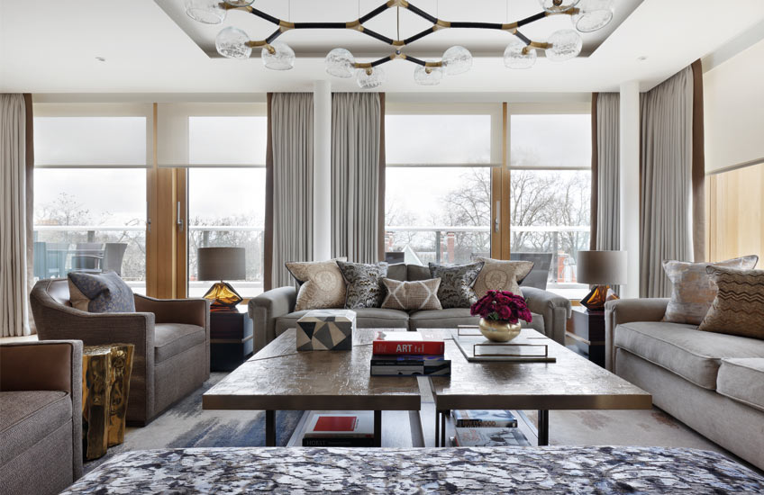 How To Style Your Sofa Cushions – Mirror image – Shop Luxury Cushions at LuxDeco.com