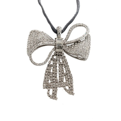Sparkle Bow Ornament