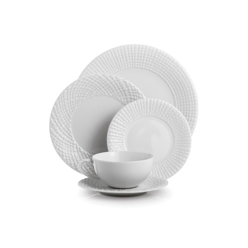 Palm 5-Piece Place Setting