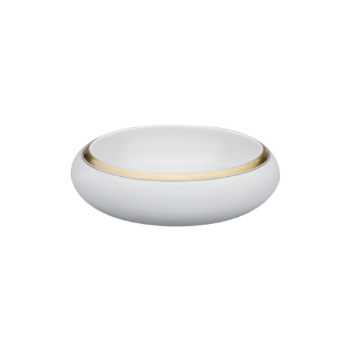 Domo Gold Large Salad Bowl