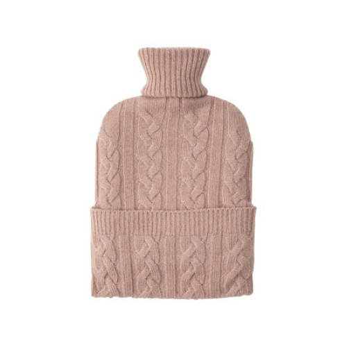 Cashmere Hot Water Bottle Powder