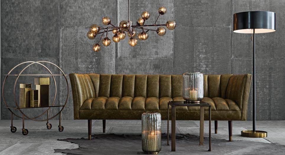 Contemporary Interiors – Shop Arteriors at LuxDeco.com
