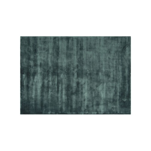 Petrol Chrome Rug