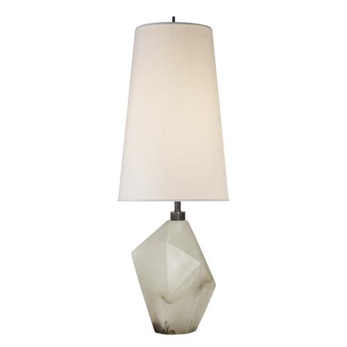 Halcyon Table Lamp - Alabaster