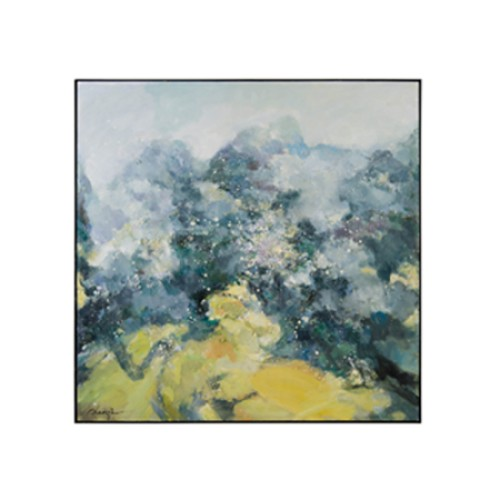 Chen Qis Swell Painting
