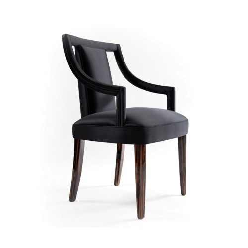 Corset Dining Chair