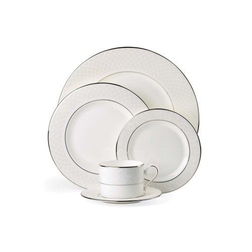 Venetian Lace 5-Piece Dinnerware Set