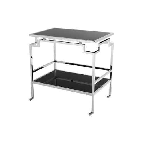 Tuxedo Trolley - Polished Stainless Steel
