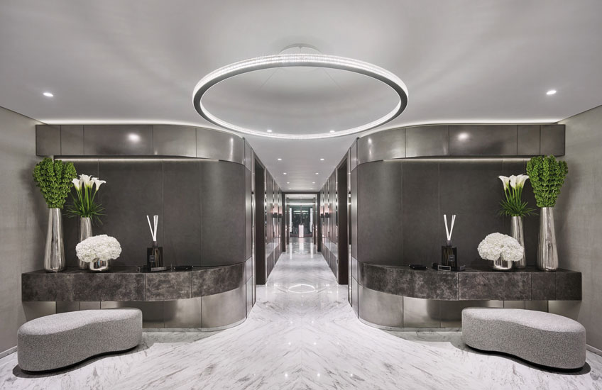London Interior- Designers, Elicyon | Luxury Entrance Interiors | Read more in the LuxDeco Style Guide