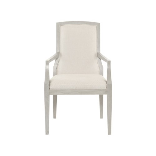 Criteria Upholstered Carver Dining Chair