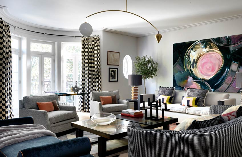 Neutral Living Room – Natalia Miyar –  LuxDeco.com Style Guide