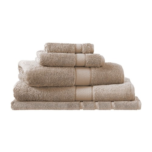 Luxury Egyptian Towels - Natural