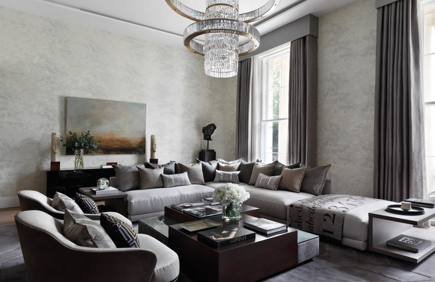 How To Decorate A Large Living Room Ideas Tips Luxdeco Com