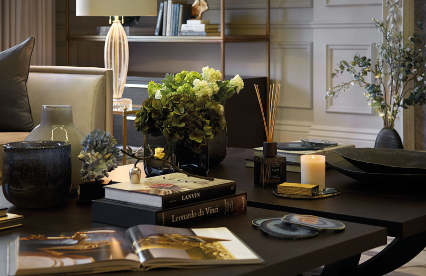 Cosy Living Room Ideas –Laura Hammett Interiors –Read in the LuxDeco Style Guide