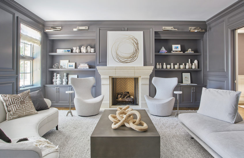 15 Grey Living Room Ideas | Grey Lounge Colour Schemes | LuxDeco
