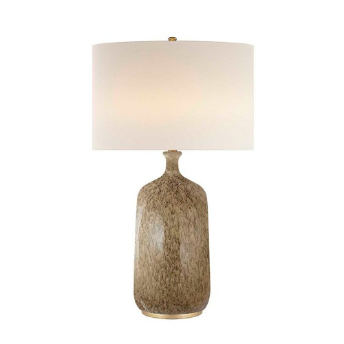 Culloden Marbled Sienna Table Lamp