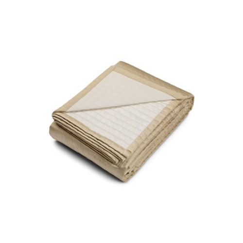 Hunter Quilted Bedspread Maple