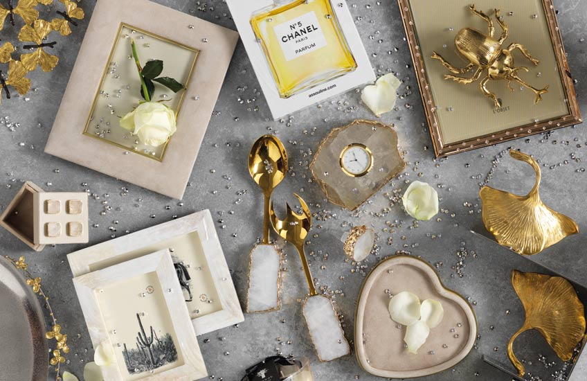 Luxury Christmas Gifts For Her | LuxDeco Christmas Gift Guide | Read more in the LuxDeco Style Guide