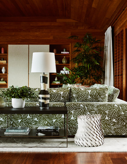 Green Living Room Ideas | How to Decorate with Green | LuxDeco.com