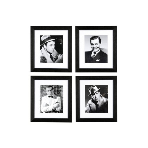 Set of 4 New Cinema Gentleman