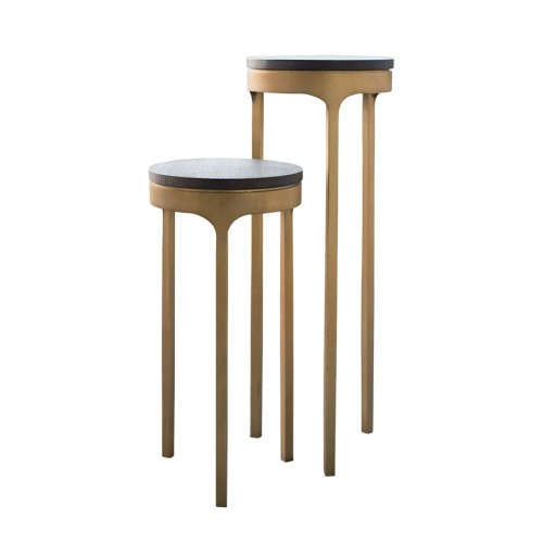Set of 2 Canyon High Tables