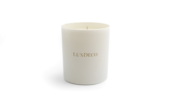 LuxDeco Signature Candle - 12 Best Scented Candles & Fragrances For Your Home - Style Guide - LuxDeco