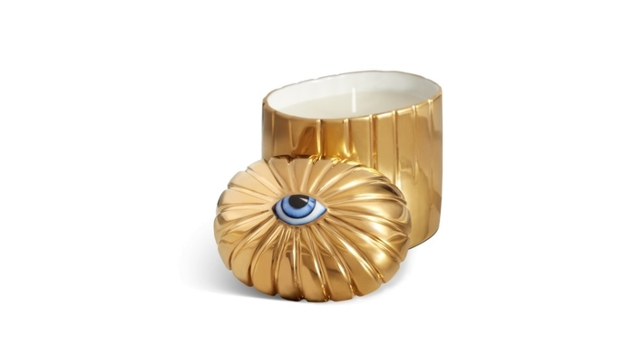 Lito Gold Candle - 12 Best Scented Candles & Fragrances For Your Home - Style Guide - LuxDeco.com