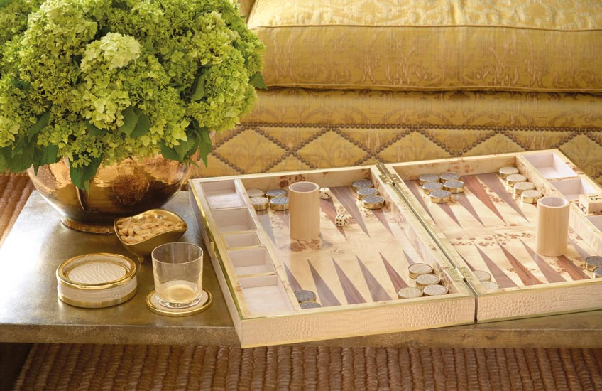 How To Host A Dinner Party | Aerin Lauder tips | Dinner Party Games | Read more in the LuxDeco.com Style Guide