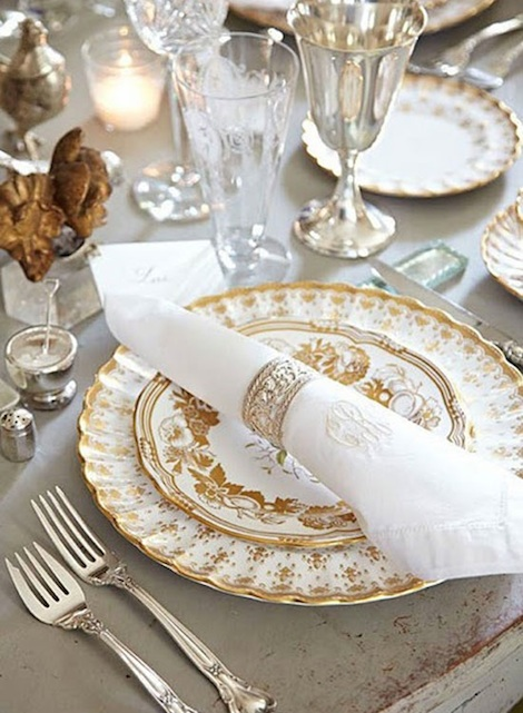 Luxury Christmas Table Decor Ideas – Lisa Luby Ryan – LuxDeco.com