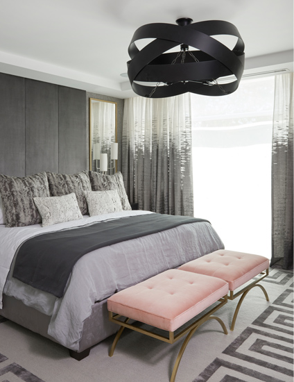 Grey Bedroom Ideas | Grey Bedroom Colour Schemes | LuxDeco.com