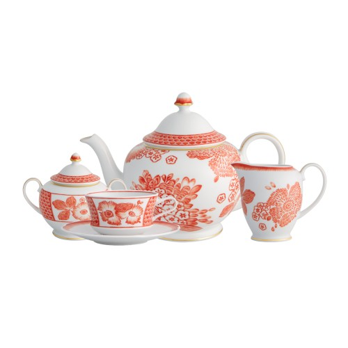 Coralina Tea Set