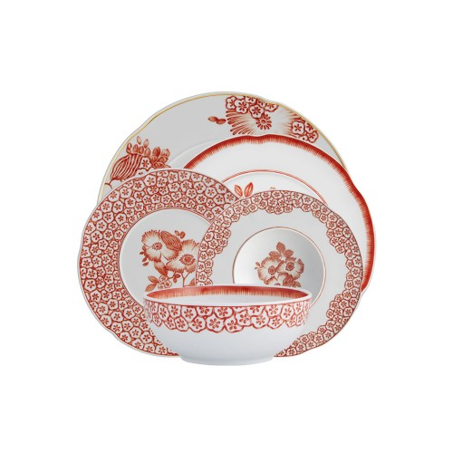 Coralina 36-Piece Dinner Set