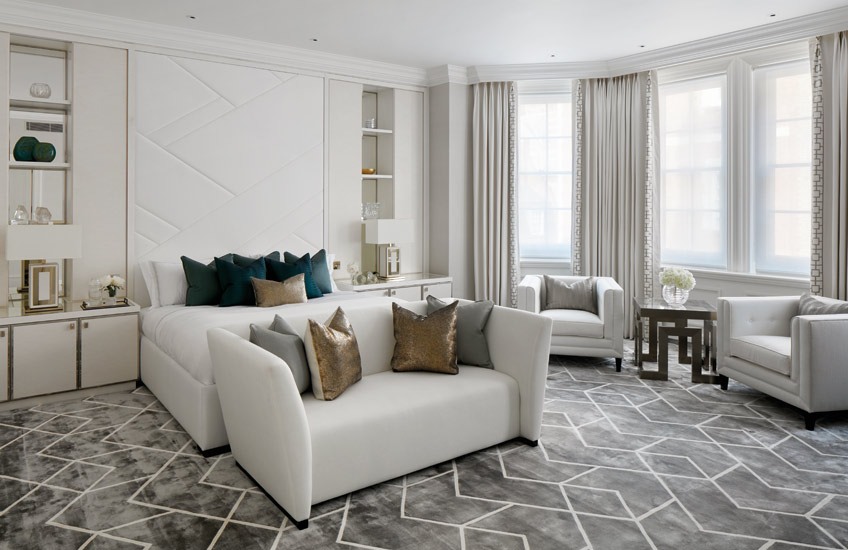Top Interior Designers 2019 | London Interior Designers | Katharine Pooley | Read more in the LuxDeco.com Style Guide