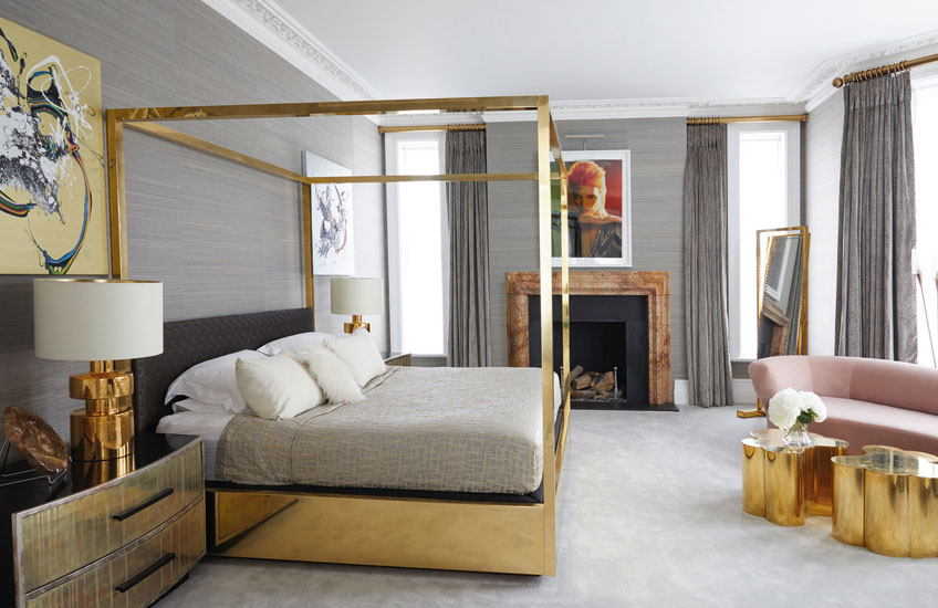 Top Interior Designers 2019  | London Interior Designers | Peter Mikic | Read more in the LuxDeco.com Style Guide
