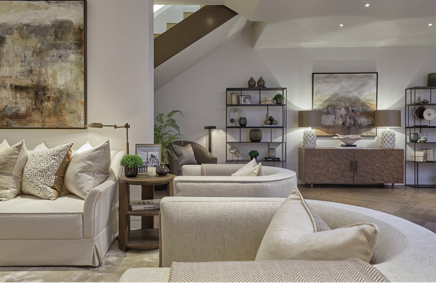Top Interior Designers 2019  | London Interior Designers | Sophie Paterson | Read more in the LuxDeco.com Style Guide