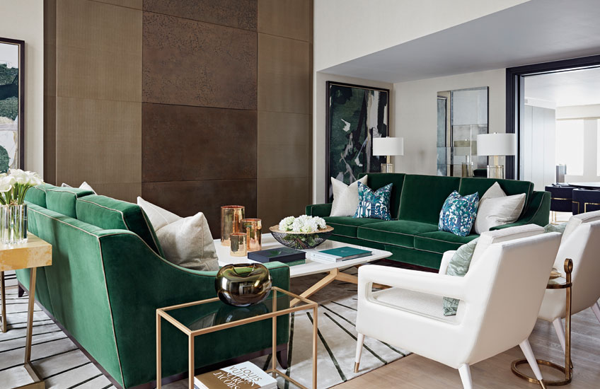 Top Interior Designers 2019  | London Interior Designers | Taylor Howes | Read more in the LuxDeco.com Style Guide
