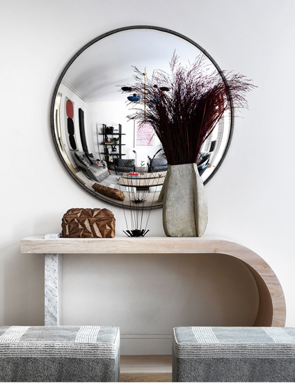 Unique Console Tables – Natalia Miyar living room – Shop luxury console tables at LuxDeco.com
