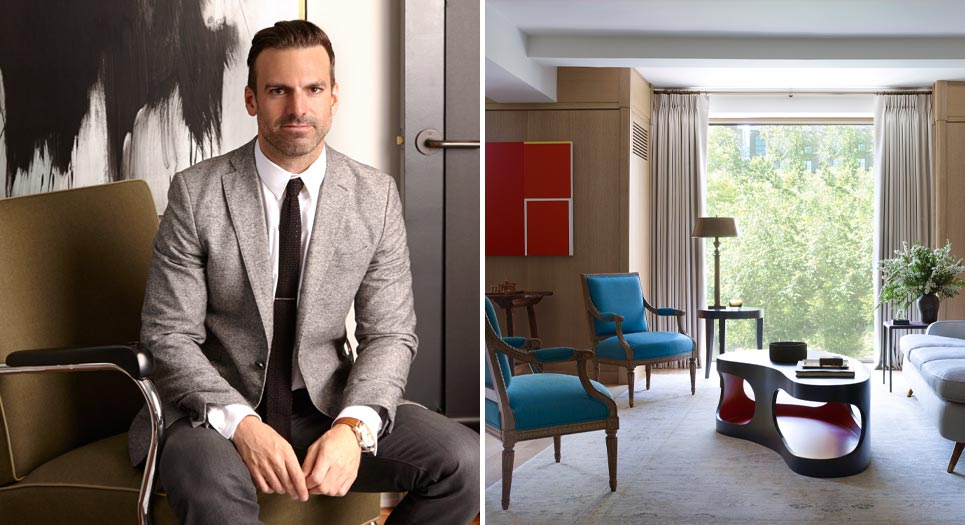 2017 Interior Resolutions from Top Interior Designers | Neal Beckstedt | LuxDeco.com