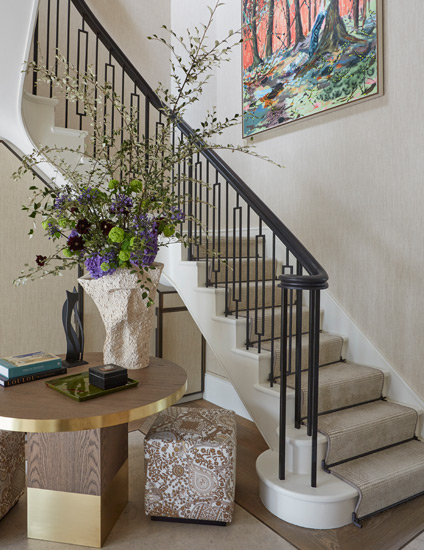 7 Ways To Decorate With Flowers In Your Home Interior - Helen Green Design - LuxDeco Style Guide