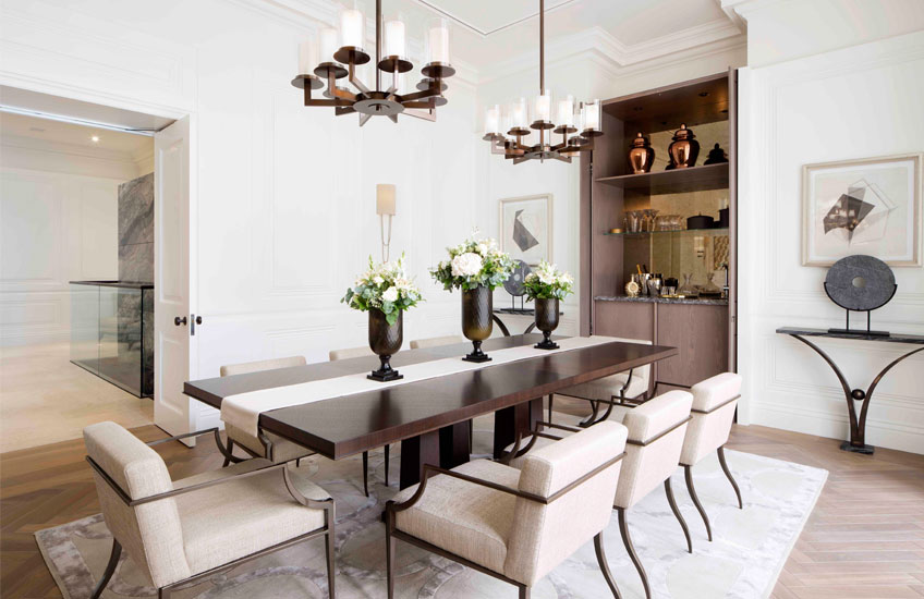 7 Ways To Decorate With Flowers In Your Home Interior - 1508 London - LuxDeco Style Guide