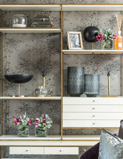 7 Ways To Decorate With Flowers In Your Home Interior - Alexander James Interior Design - LuxDeco Style Guide